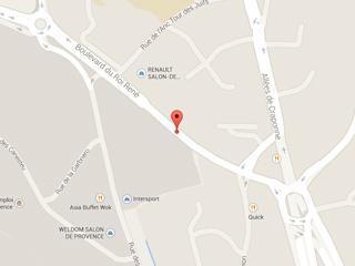 Ouverture de notre site du roy ren radiologie salon for Centre radiologie salon de provence